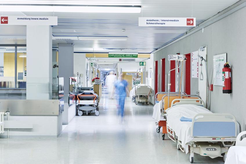 Informationsdefizit im Krankenhaus