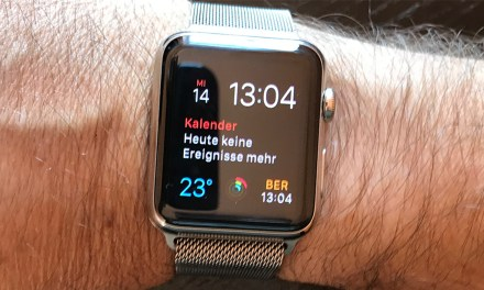 Sturzerkennung und Notruf durch smarte Uhr