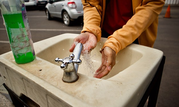 Händewaschen mit der Apple Watch