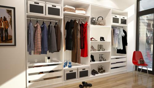 Der Begehbare Kleiderschrank Ein Traum Vieler Frauen | Möbelideen