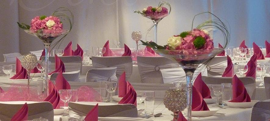 Servietten falten Hochzeit  Hochzeitsblog