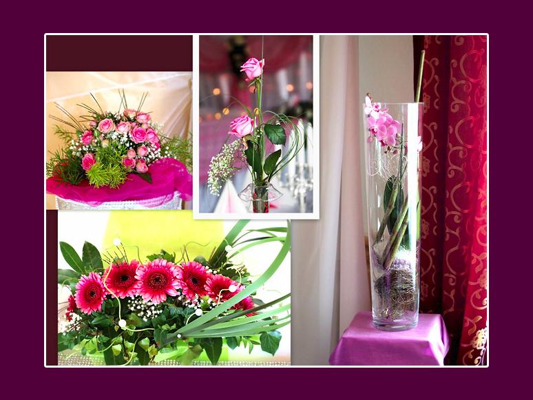Blumendeko Hochzeit  Hochzeitsblog