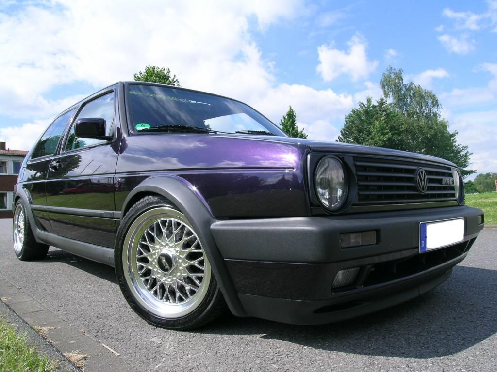 VW Golf 2 FireIce VR6 29l  Meine Youngtimer