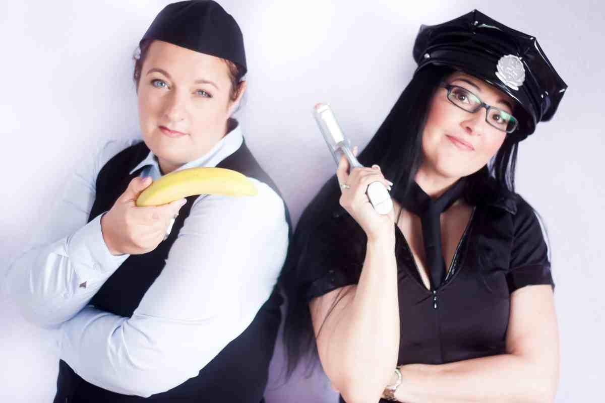 """""""Die Weibsbilder"""" - tolles Comedy-Duo aus der Eifel"""