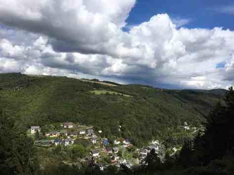 Traumpfädchen Eifeltraum, Blick auf Nitztal