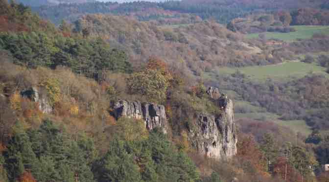 Der Gerolsteiner Felsenpfad – erlebnisreicher Wanderweg
