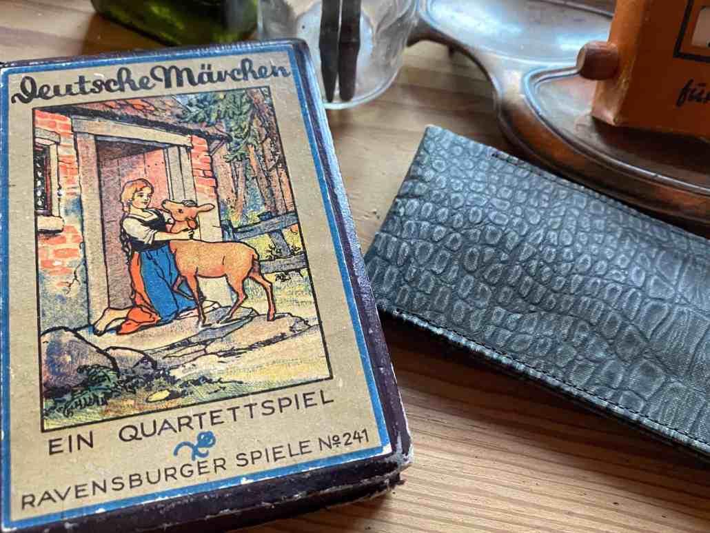 Märchenquartett Mitte 20. Jahrhundert