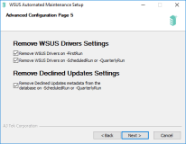 Remove WSUS Drivers & Declined Updates