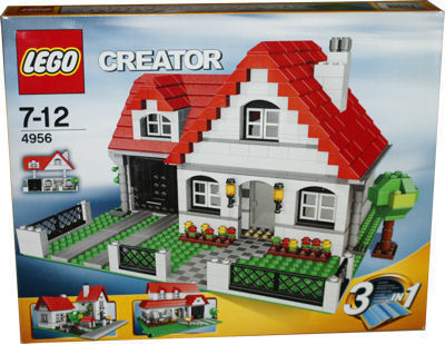 LEGO Creator 4956 Haus miwarz.de Spielzeug Berlin Teltow