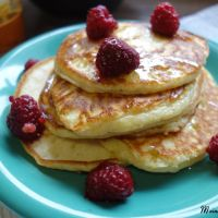 Pancakes mit Buttermilch