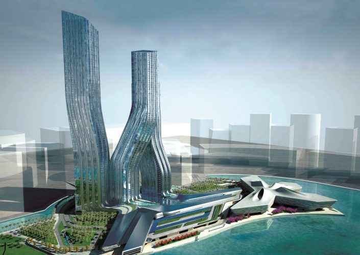 Signature Towers Meinhardt Transforming Cities