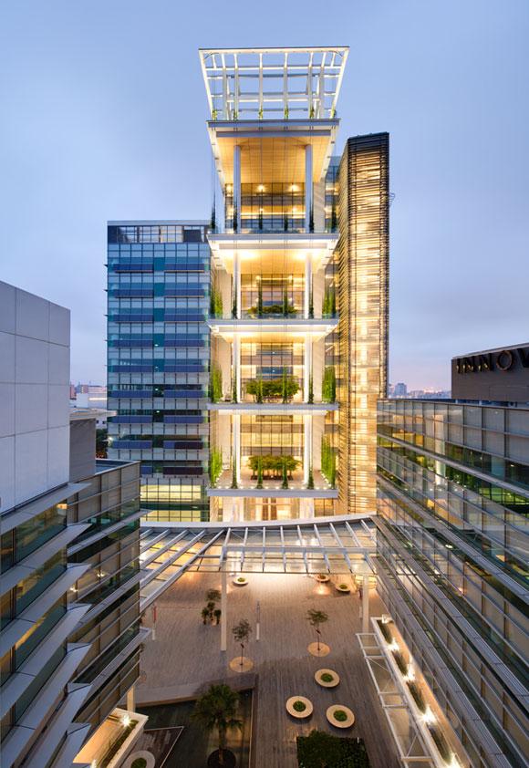Create Nus Singapore Meinhardt Transforming Cities