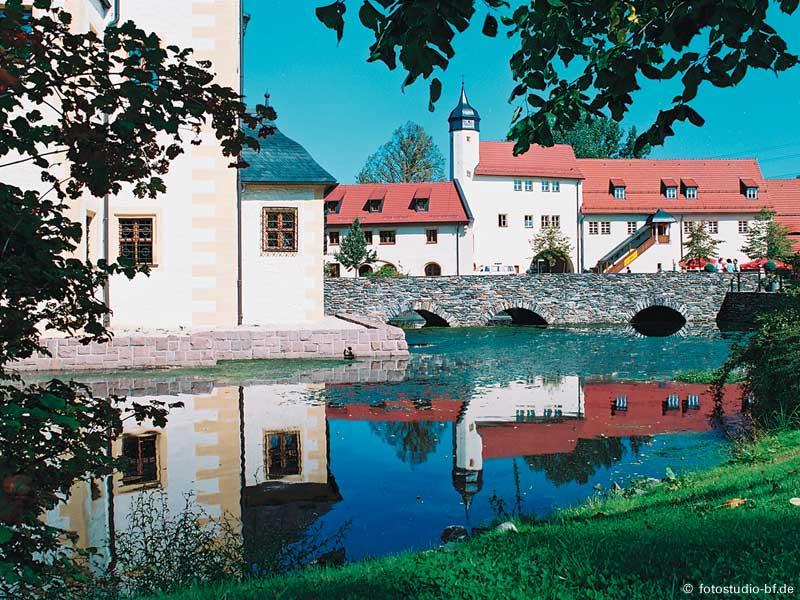 Wasserschloss Klaffenbach  Mein HochzeitsRatgeber