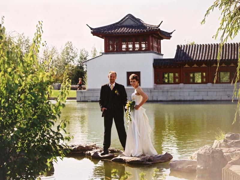 Chinesischer Garten  Mein HochzeitsRatgeber