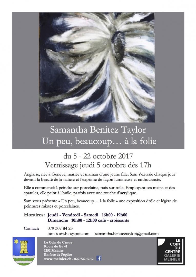 Samantha Benitez Taylor  Meinier