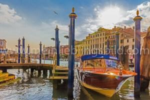 Leinwandfoto Venedig Alu Dibond Acryl