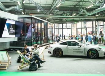 Porsche sucht strategischen Dialog mit europäischen Gründern
