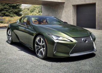 Limitierte Lexus LC Club Edition