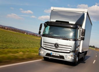 Mercedes-Benz Uptime Atego