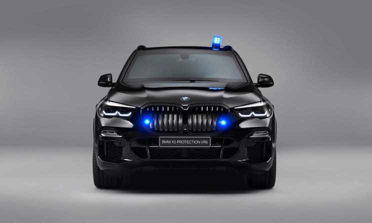 BMW X5 Protection VR6