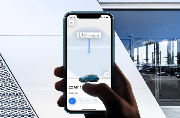 Neuer Umsatz für Autohändler