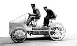 Elektro-Pionier Porsche