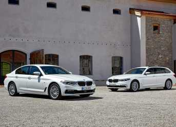 BMW Modellpflege