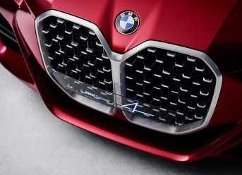 BMW auf der IAA Frankfurt 2019