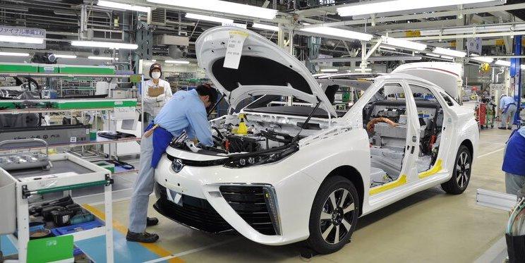 Meilenstein für den Toyota Mirai