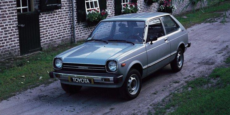 60 Jahre Toyota Kleinwagen