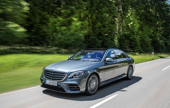 Mercedes-Benz erzielt neuen September-Rekord und das beste dritte Quartal aller Zeiten