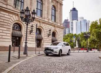 Mitsubishi Motors in Europa auf Wachstumskurs
