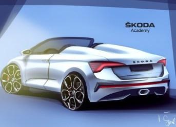 SKODA Azubi Concept Car