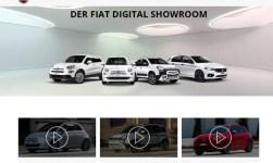 FIAT Digital Showroom