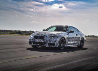 BMW 4er Coupe Erlkönig