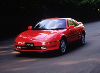 Toyota MR2 (W20)