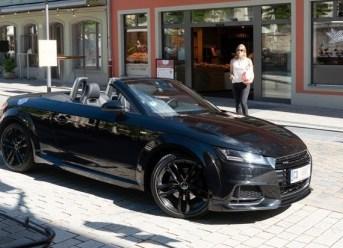 Cabrio Parken