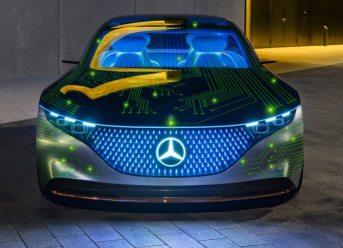 Mercedes-Benz NVIDIA