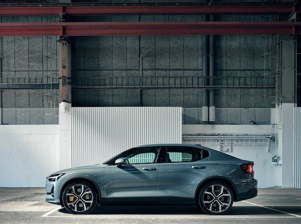 Polestar 2 Performance Pack