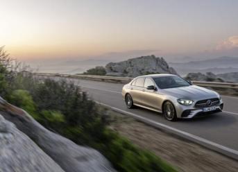 Verkaufsfreigabe: CLS, E-Klasse Limousine und T-Modell können jetzt bestellt werden