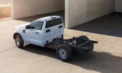 Ford Ranger Fahrgestell-Variante