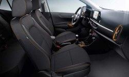 Kia Picanto GT Line Limited Edition Innenraum