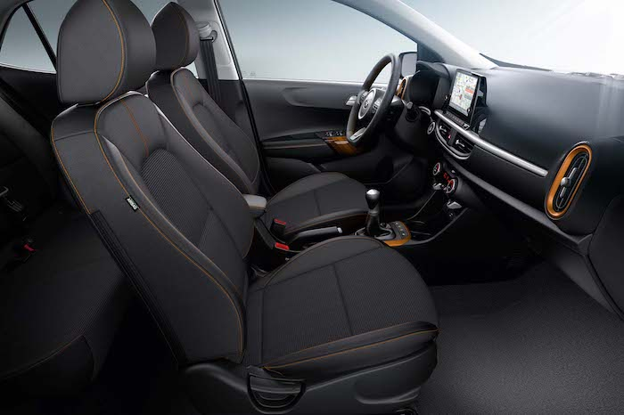 Kia Picanto GT Line Limited Edition Innenraum