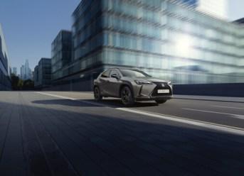 Lexus UX Style+ Edition
