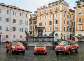 Modellfamilie Fiat 500