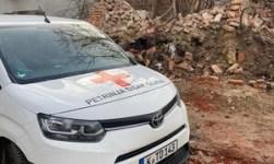Toyota Erdbebenhilfe