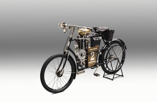 Laurin Klement Slavia Type B 1901