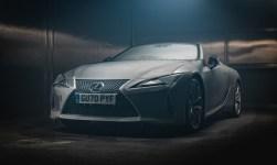 Lexus Frozen LC Cabrio