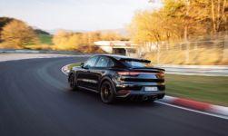 Porsche Cayenne Nürburgring Nordschleife