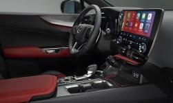 Innenansicht Lexus NX
